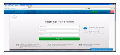 """""""分析""""网页的屏幕快照,其中显示用于注册""""分析""""软件商品的填写字段。"""